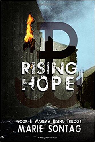 Rising Hope book cover image