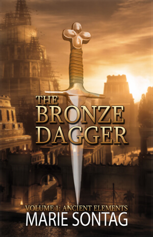 The Bronze Dagger cover image
